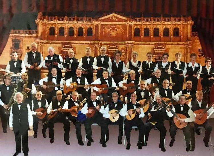 "AGRUPACIÓN MUSICAL ""LOS PINOS"". RONDALLA"